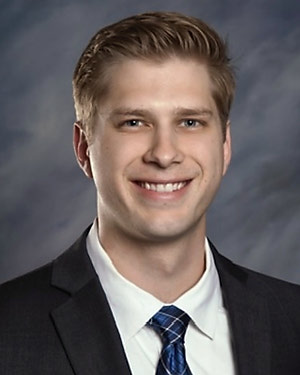Headshot of Brian Matthew Hondorp