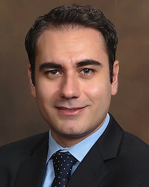 Headshot of Salih Colakoglu