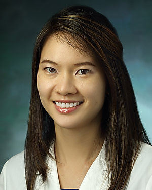 Headshot of Carolyn Man-Yu Wu