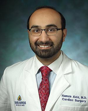 Headshot of Hamza Aziz