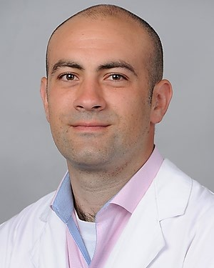 Headshot of Sergio Bennett Navarrete