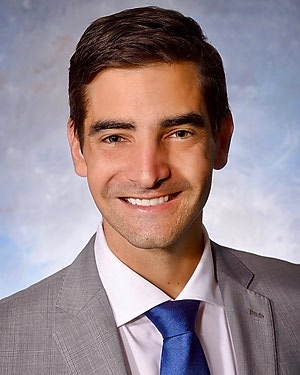 Headshot of Matthew Alexander Harb