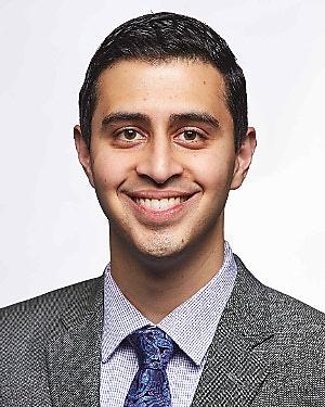 Headshot of Cyrus Farookh Mistry