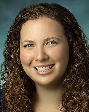 Headshot of Monica Kathleen Bauer