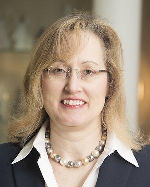 Headshot of Julie Renee Brahmer