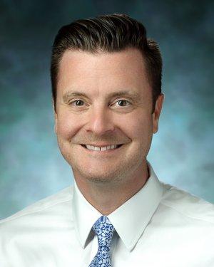 Headshot of Jeffrey John Fadrowski
