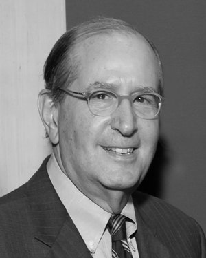 Headshot of Alfred Sommer