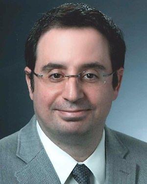 Headshot of Khalil Georges Ghanem