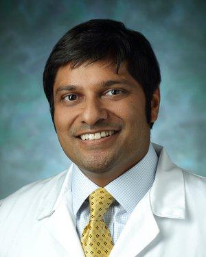 Headshot of Vinay Kishor Parekh