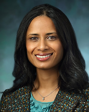 Headshot of Divya Srikumaran