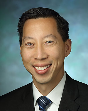 Headshot of Larry William Chang