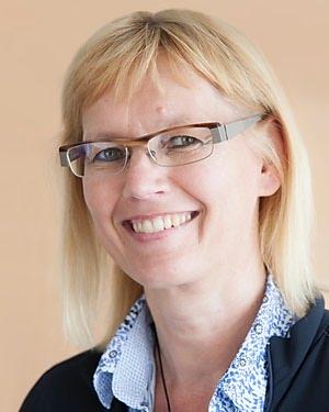 Headshot of Marikki K. Laiho