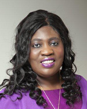 Headshot of Njideka Udochi