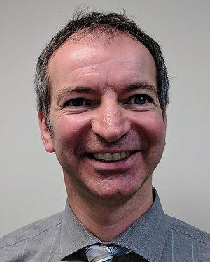 Headshot of Martin Anthony Lodge