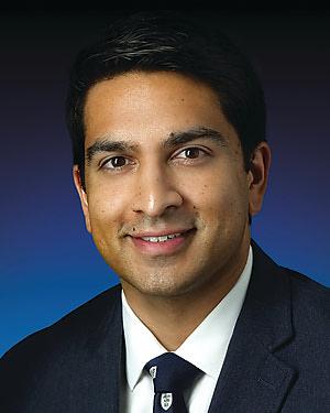 Headshot of Souvik Chatterjee