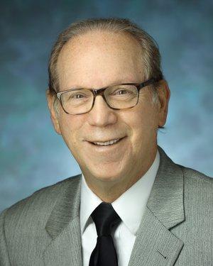 Headshot of Ronald C Richter