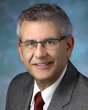 Headshot of Kenneth H C Silver