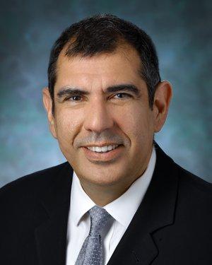 Headshot of Nickolas Papadopoulos