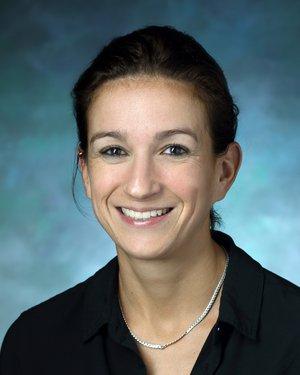 Headshot of Marie-France Penet