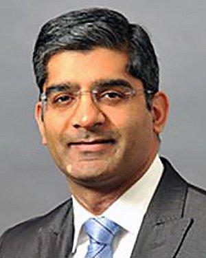 Headshot of Vivek Sood