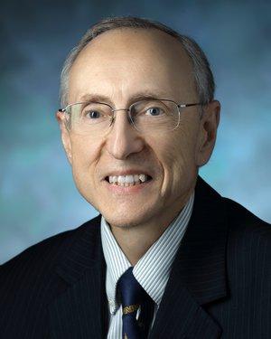 Headshot of Alan F. Scott