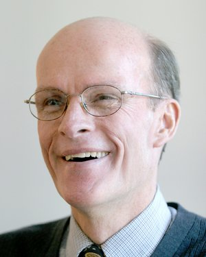 Headshot of John H Fetting
