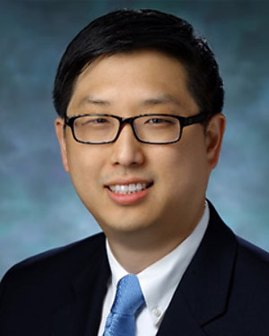 Headshot of Hans Joo Lee