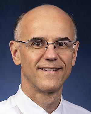 Headshot of Christian Frederick Meyer