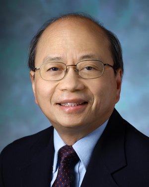 Headshot of King-Wai Yau