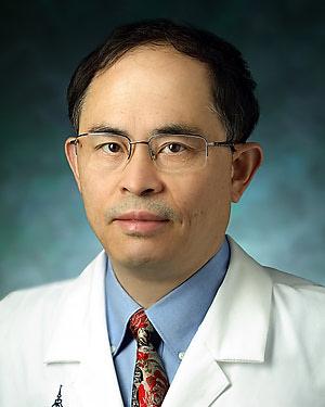 Headshot of Ling He