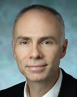 Headshot of James M. Berger