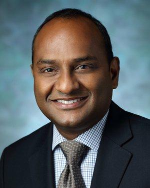 Headshot of Sridhar Nimmagadda