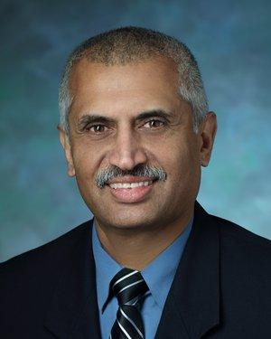 Headshot of Venu Raman