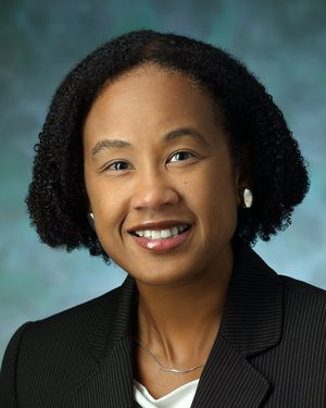 Headshot of Monica Denise Watkins