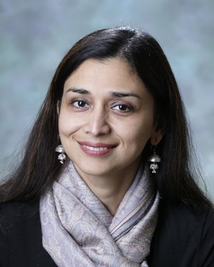 Headshot of Uzma Jalal Haque