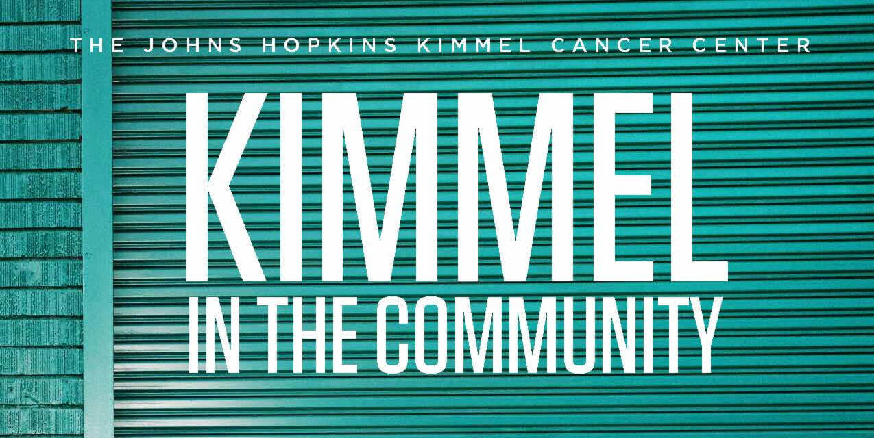 Kimmel in the Community logo