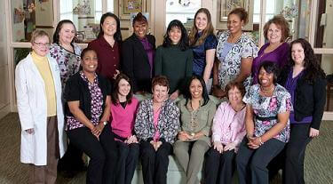 Cervical Cancer Team