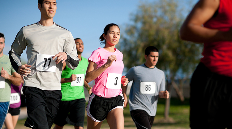 A Heart-Smart Approach to Marathons and Vigorous Exercise