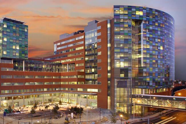 Johns Hopkins Children's Center, Bloomberg Children's Center