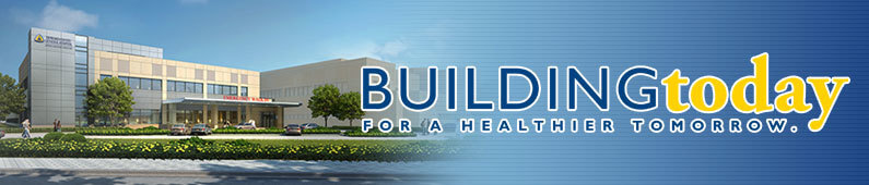 building today for a healthier tomorrow banner image