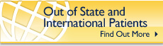 Out-of-State and International Patients - Find Out More