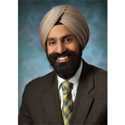 "Harpal ""Paul"" Khanuja, M.D., orthopaedic surgeon"