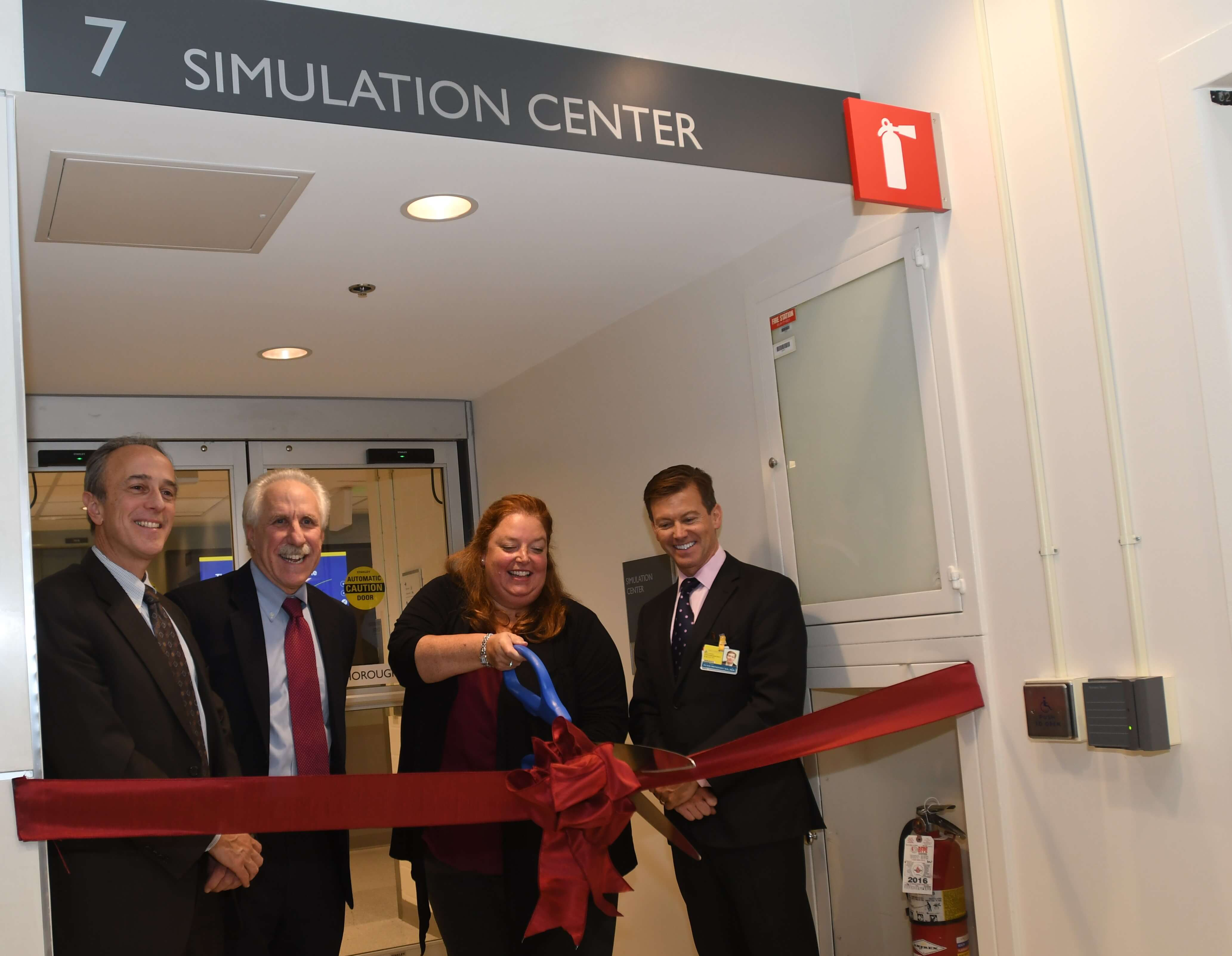 Blalock Sim Hospital Grand Opening