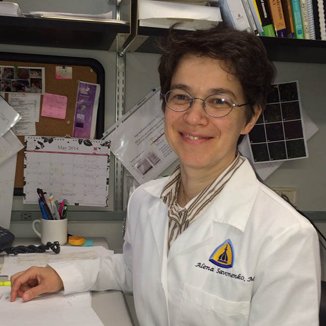 Alena Savonenko on Investigating the Role of Aging in the Development of Alzheimer's Disease