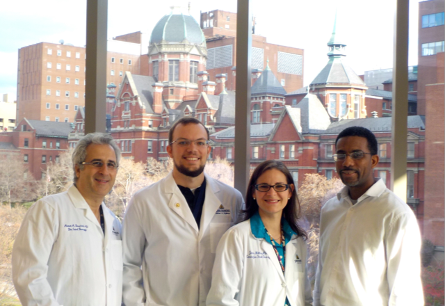 fetal therapy research team