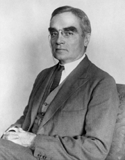 Portrait of Justice Learned Hand