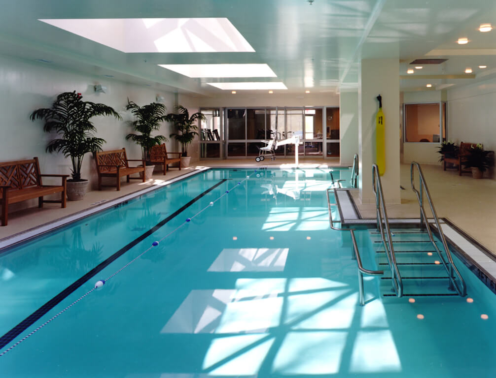aquatic therapy sibley memorial hospital in washington d c