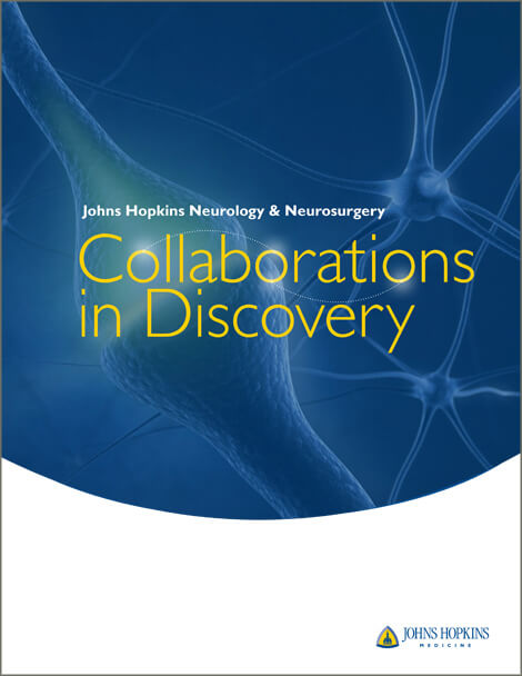 Collaborations in Discovery, Johns Hopkins Neurology-Neurosurgery