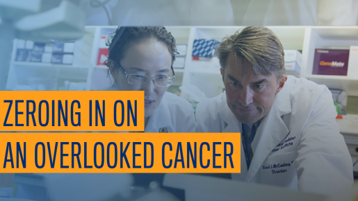 Zeroing In On an Overlooked Cancer