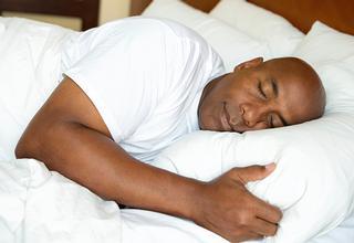 Surprise For Sleeping Stud